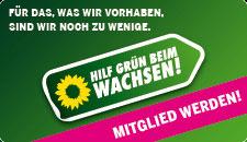 PARTEI ERGREIFEN- MITGLIED werden!!!