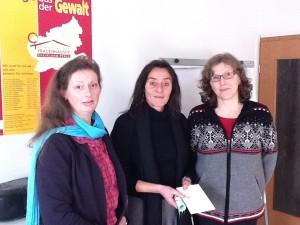 Besuch im Frauenhaus in Hachenburg