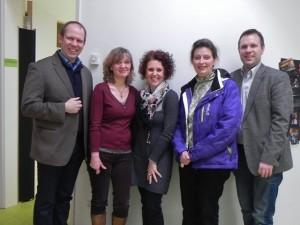 Besuch der Kita am RheinMoselCampus in Koblenz
