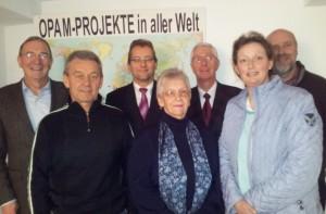 OPAM Vorstand und Kuratorium 2012