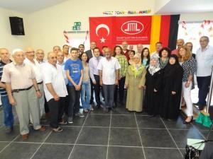Elternveranstaltung Kreismigrationsbeirat Neuwied in der DITIB Moschee