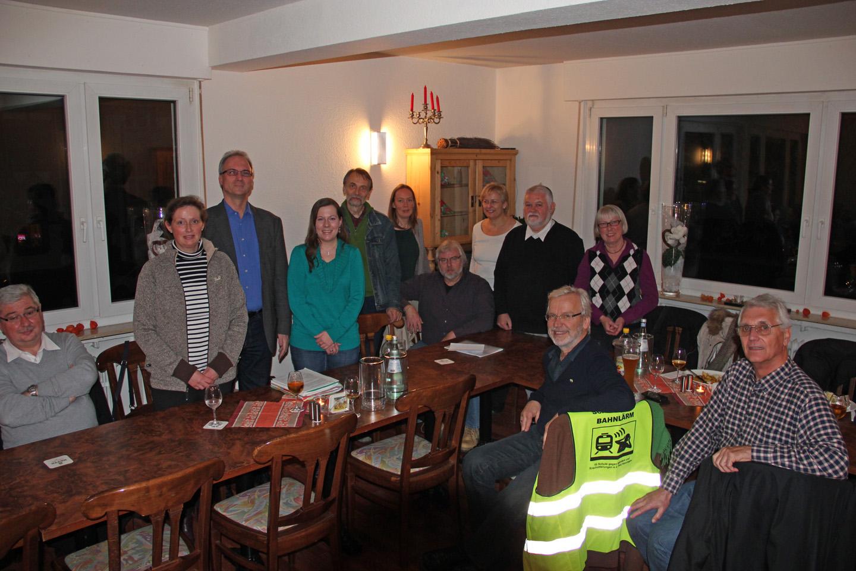 BUND-Sitzung im Kreis Neuwied am 12.11.2014
